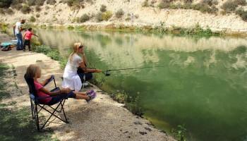Рыбалка на ферме The Land of Dreams