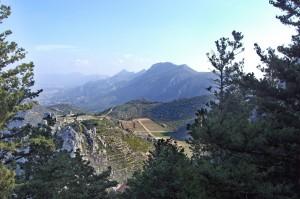 Pentadaktilos mountain