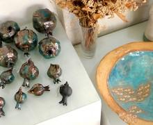 Керамические изделия Ставроса Ставру
