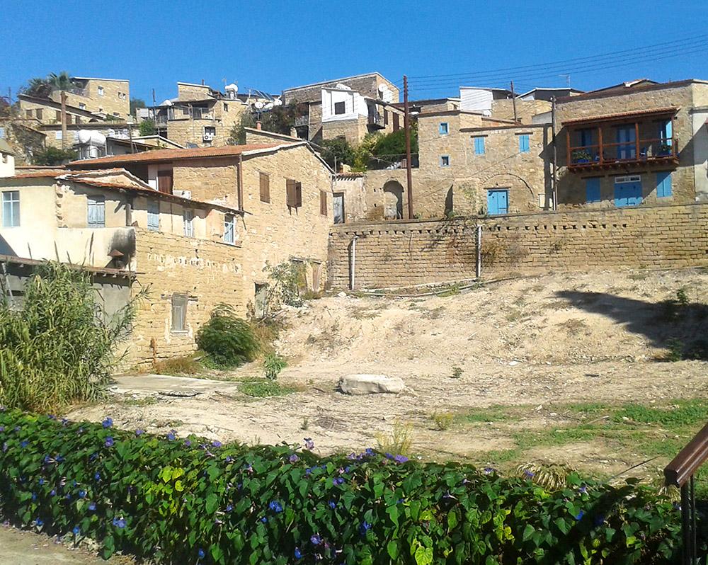 Деревня Тохни