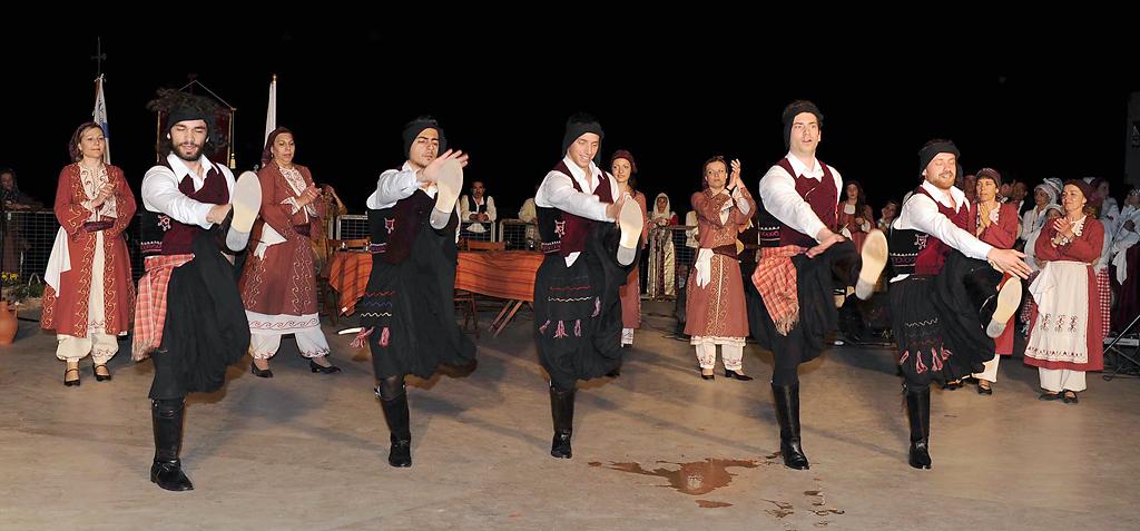 Кипрские народные танцы