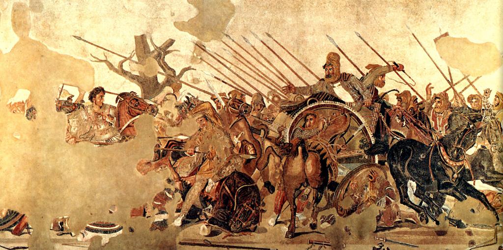 Древнегреческая война