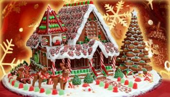 Мастер-класс по приготовлению рождественских пряников