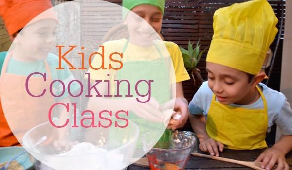 Рождественский кулинарный мастер-класс для детей