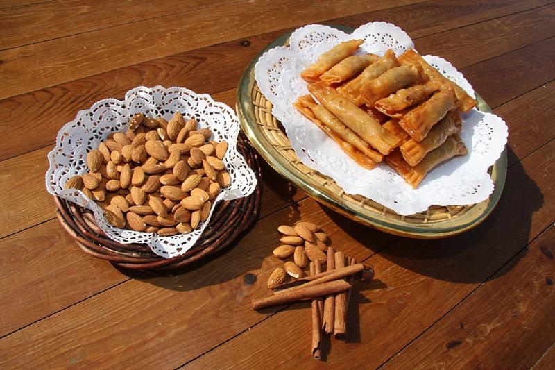 Традиционный десерт «Пальчики»
