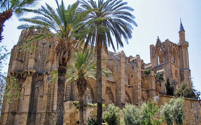 the Cathedral of St. Nicholas in Famagusta
