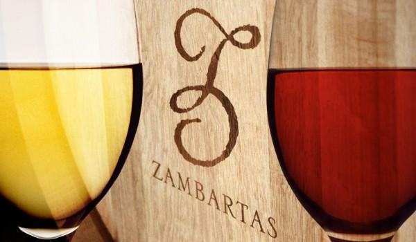 Дегустация продукции винодельни Zambartas