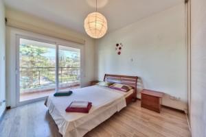 1-спальная квартира в Zavos Palm Beach Complex - спальня