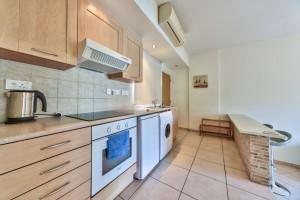 1-спальная квартира в Zavos Palm Beach Complex - кухня