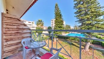 1-спальная квартира в Zavos Palm Beach Complex - веранда