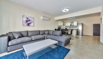 2-спальная квартира в Лимассоле - гостиная