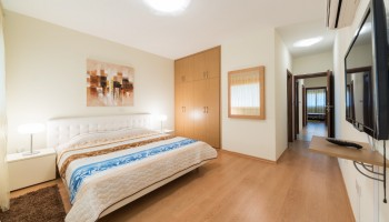 3-спальная квартира в Лимассоле - спальня