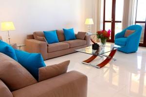 5-спальная вилла в комплексе «Александровские Высоты» - гостиная