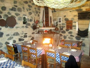 a Cypriot tavern