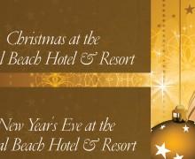 Рождество и Новый Год в отеле Coral Beach В Пафосе