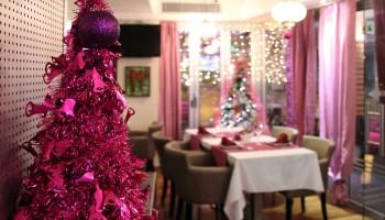 Новогодняя ночь в ресторане Diwan