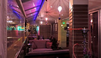 Веранда ресторана Diwan
