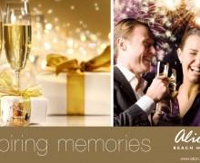 Рождество и новый год в отеле Alion