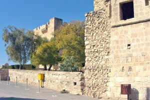 Замок Kolossi