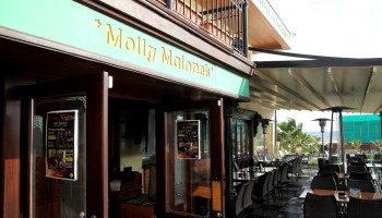Molly Malone's restaurant