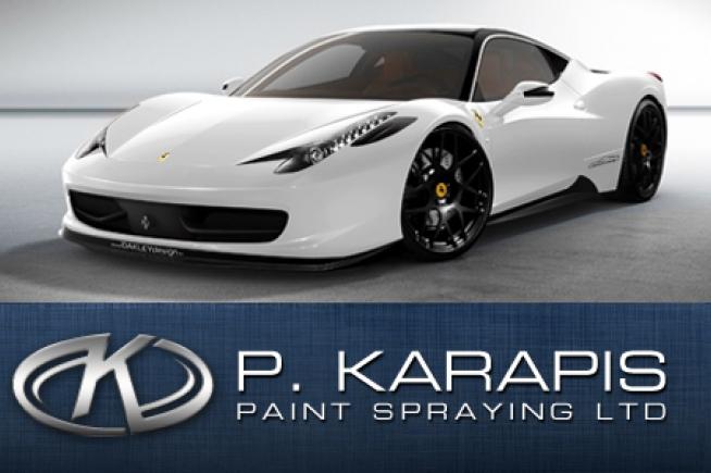 Покрасочный центр P. Karapis Ltd.