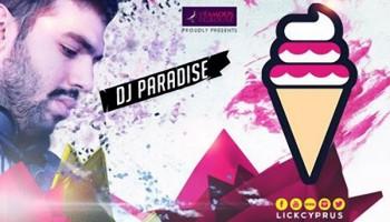 Диджей Paradise