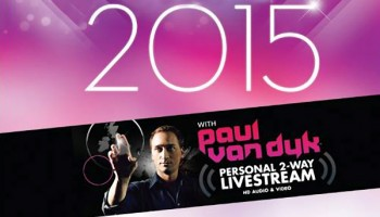 Новогодняя ночь с Paul Van Dyk