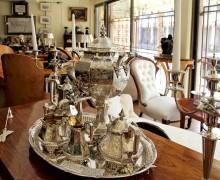Portobello Antiques shops