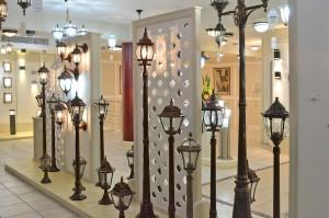 Осветительные приборы в магазине Viofos Lighting