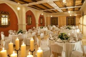 Свадьба в отеле Elysium