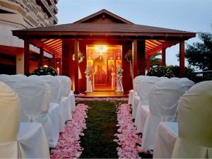 Свадьба в Four Seasons