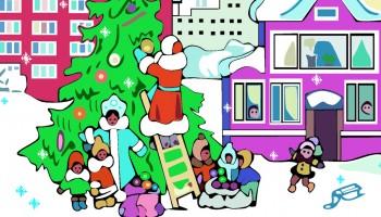 Рождественская ярмарка в школе L.I.T.C.