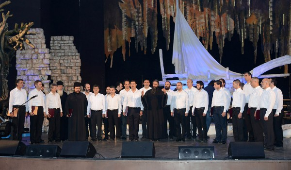 Рождественский концерт Святой Епархии Лимассола