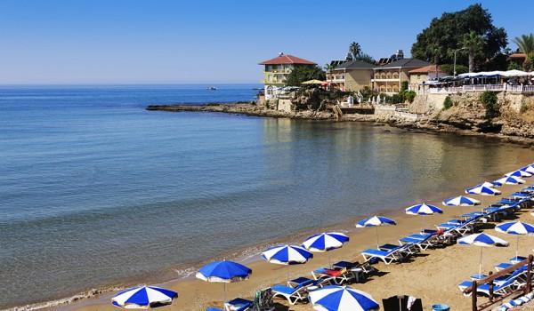 Спад ожидаемого числа туристов на Кипре
