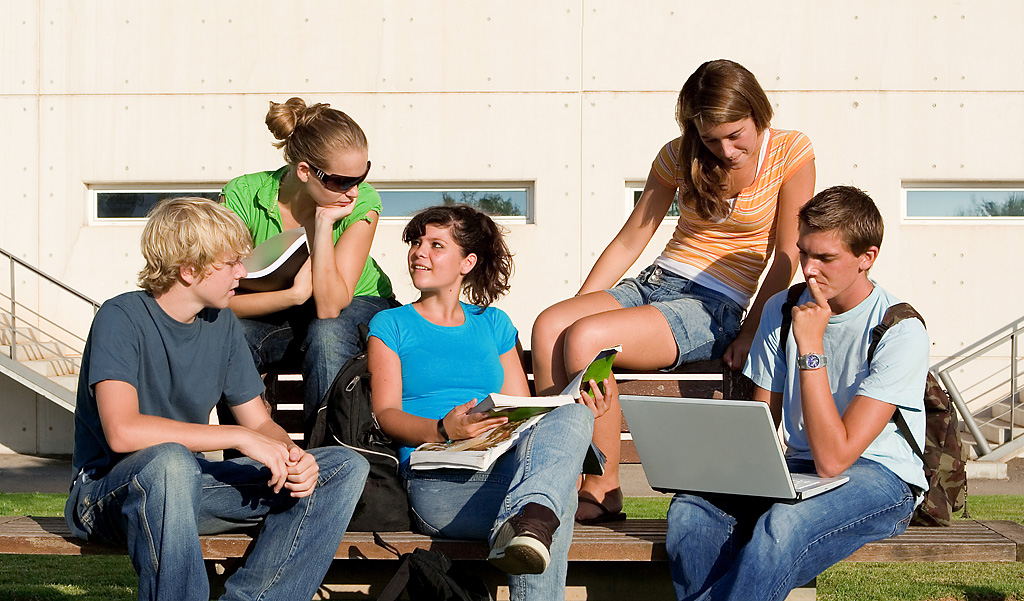 Студенты на Кипре
