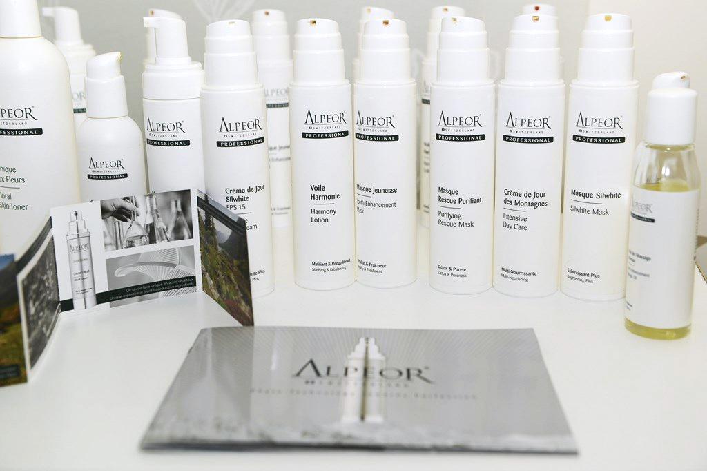 Средства по уходу за кожей Alpeor в Vita SPA