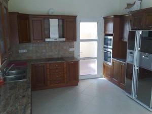 Вилла с 3 спальнями в Лимассоле -кухня