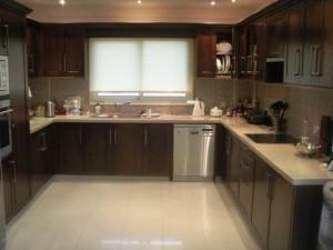 4-спальный дом в Лимассоле в районе Columbia Area - кухня