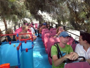 Love Bus в Ларнаке