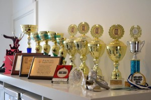 Swing Latino Dance Studio - призы и награды