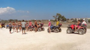 Квадроциклы в Айя-Напе