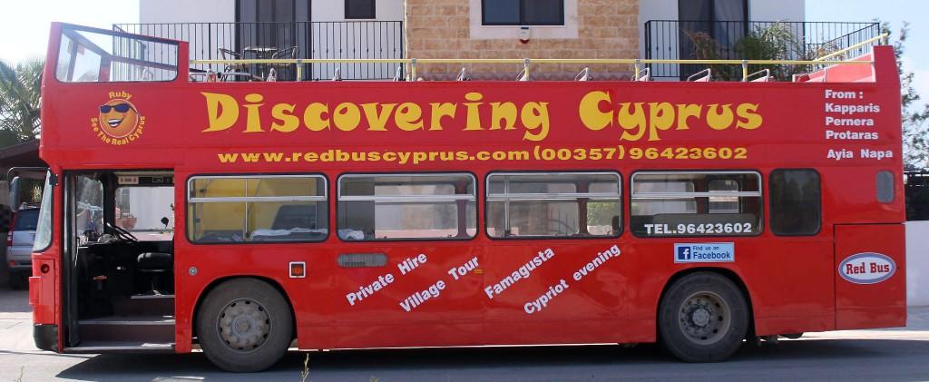 Red Bus в Ларнаке
