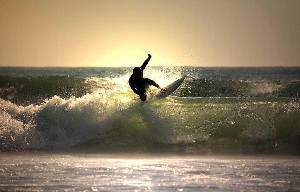 Серфинг на Кипре