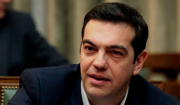 Новый премьер-министр Греции прибыл на Кипр