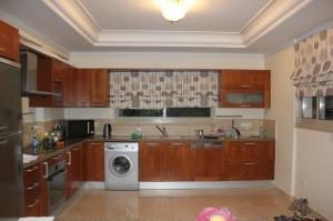 4-спальная вилла в центре туристической зоны Лимассола - кухня