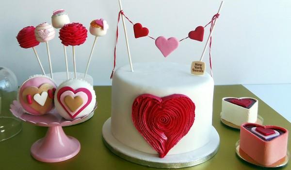 День влюбленных с New York Sweets