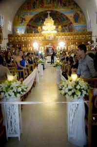 Оформление свадьбы от Unico Fiori