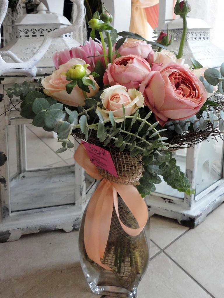 Цветы к 8 марта от Vite Flower Creations