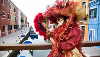 Вечер в стиле Венецианского карнавала