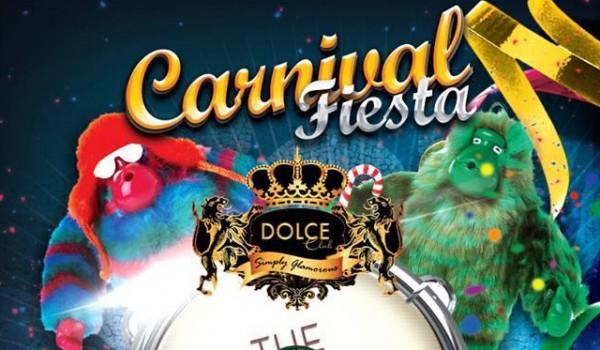 Карнавальная фиеста в Dolce
